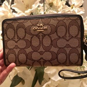 Coach Small Wallet NWT Purchased at Macy's